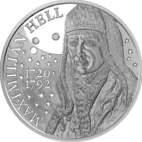 10 Euro Slovakia 2020 - Maximilián Hell (Proof)