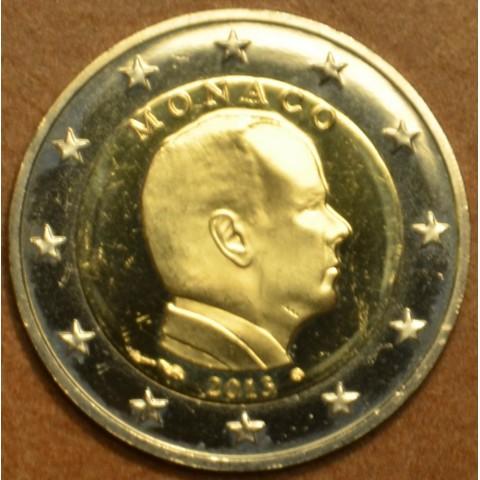 2 Euro Monaco 2013 (UNC)