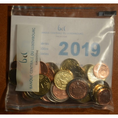 Luxembourg 2019 - bag (UNC)