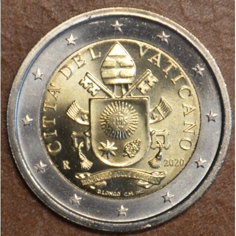 2 Euro Vatican 2020 (BU)