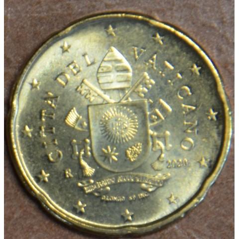 20 cent Vatican 2020 (BU)