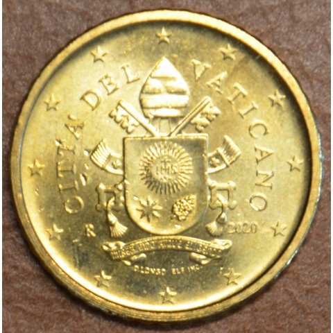 10 cent Vatican 2020 (BU)