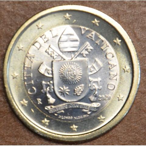 1 Euro Vatican 2020 (BU)