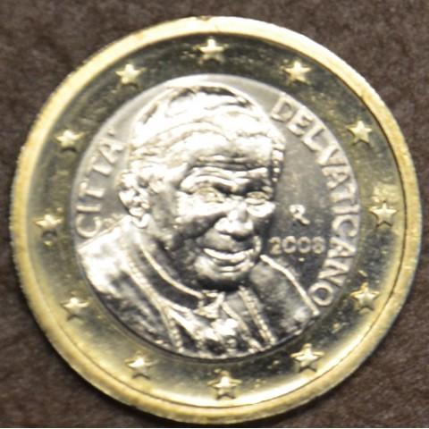 1 Euro Vatican 2008 (BU)