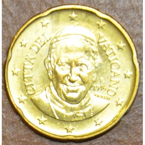 20 cent Vatican 2016 (BU)