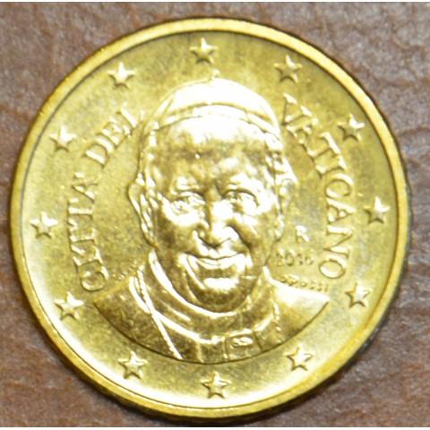 50 cent Vatican 2016 (UNC)