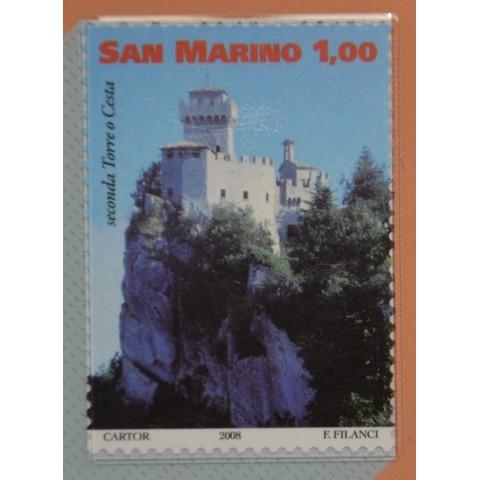 San Marino 2018 stamp