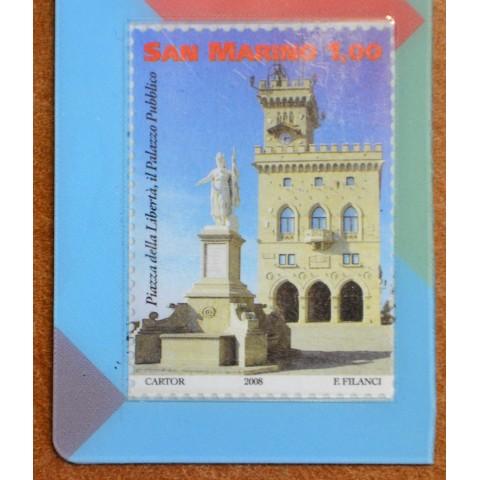 San Marino 2008 stamp