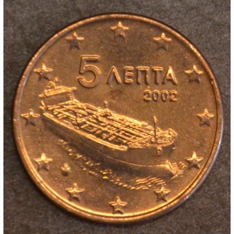 5 cent Greece 2002 (UNC)