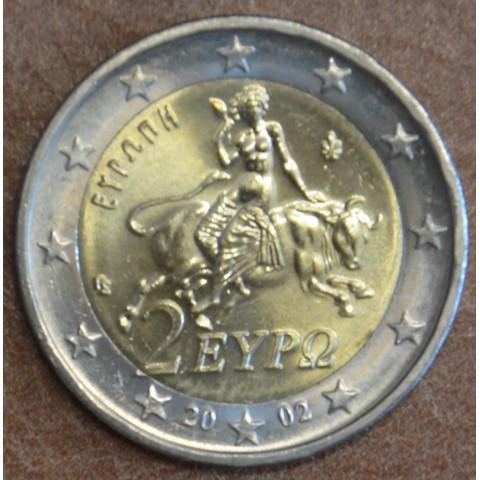 2 Euro Greece 2002 (UNC)