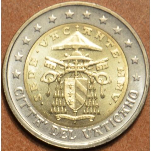 2 Euro Vatican Sede Vacante 2005 (BU)
