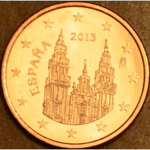 1 cent Spain 2013 (UNC)