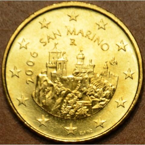 50 cent San Marino 2006 (UNC)