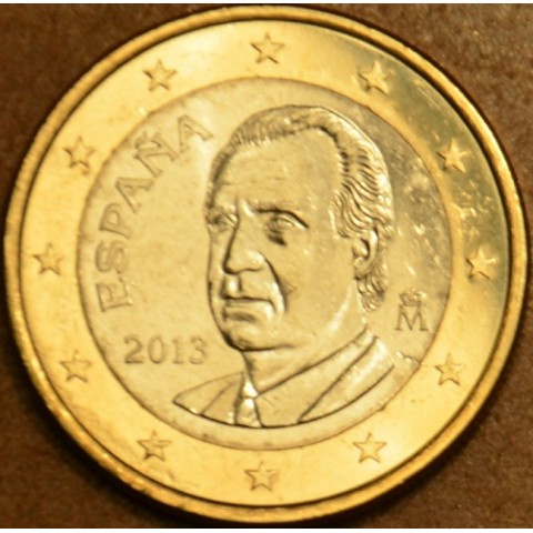 1 Euro Spain 2013 (UNC)