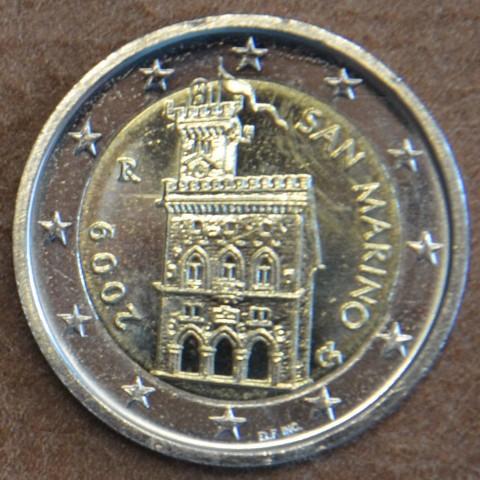 2 Euro San Marino 2009 - Government House (UNC)
