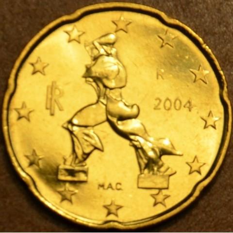 20 cent Italy 2004 (UNC)