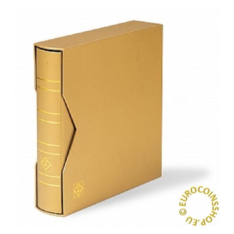 Gold Leuchtturm NUMIS album