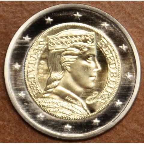 2 Euro Latvia 2020 (UNC)