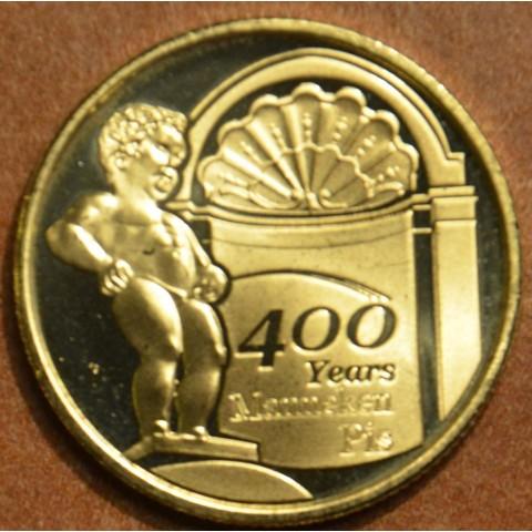 2,5 Euro Belgium 2019 Manneken Pis (UNC)