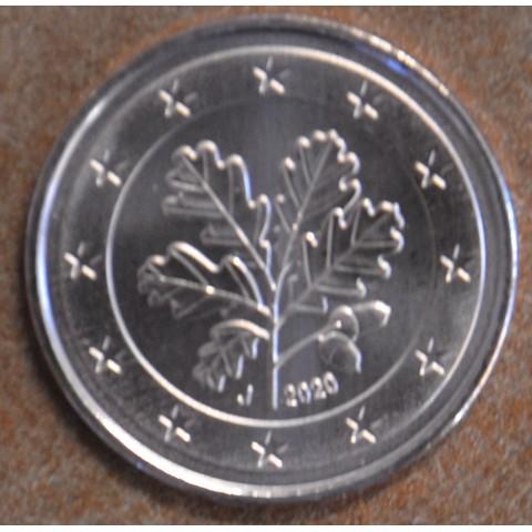 "2 cent Germany ""J"" 2020 (UNC)"