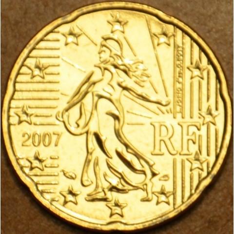 20 cent France 2007 (UNC)