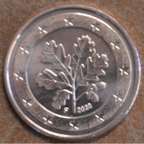"5 cent Germany ""F"" 2020 (UNC)"
