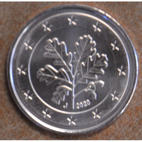 "5 cent Germany ""J"" 2020 (UNC)"