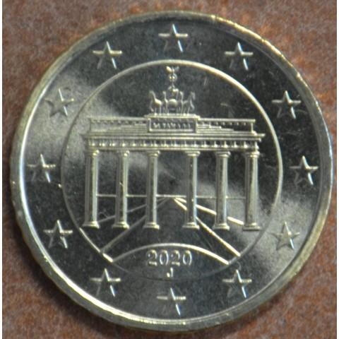 "10 cent Germany ""J"" 2020 (UNC)"