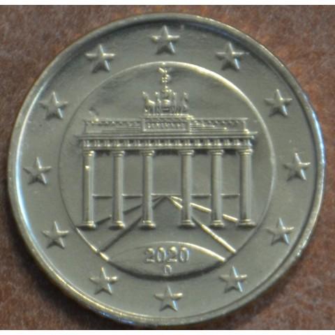 """10 cent Germany """"D"""" 2020 (UNC)"""
