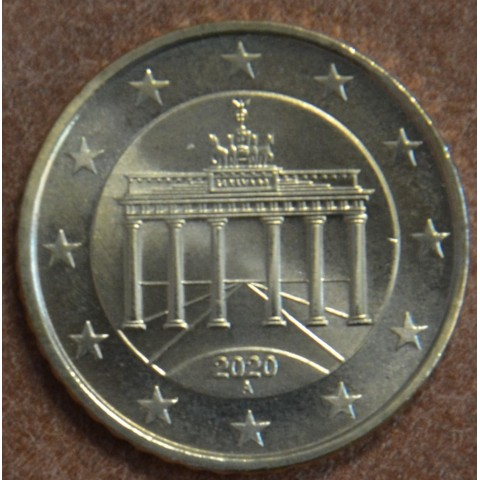 """10 cent Germany """"A"""" 2020 (UNC)"""