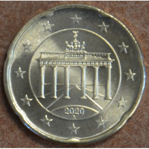 "20 cent Germany ""A"" 2020 (UNC)"