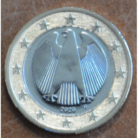 "1 Euro Germany ""D"" 2020 (UNC)"
