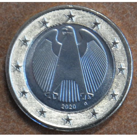 "1 Euro Germany ""G"" 2020 (UNC)"