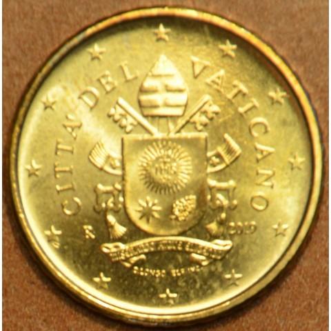 50 cent Vatican 2019 (UNC)