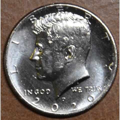 """Half dollar USA """"D"""" 2020 (UNC)"""