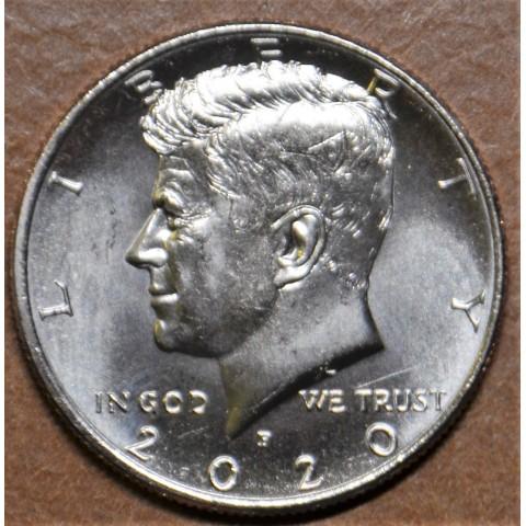 """Half dollar USA 2020 """"P"""" (UNC)"""