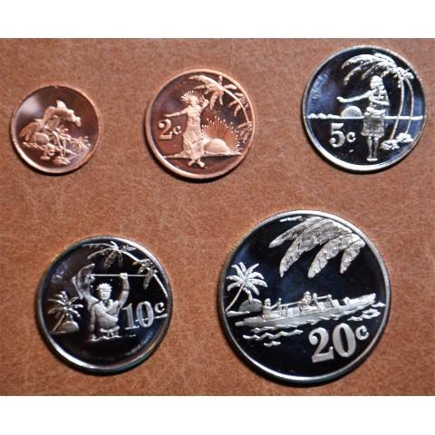 Tokelau 5 coins (UNC)