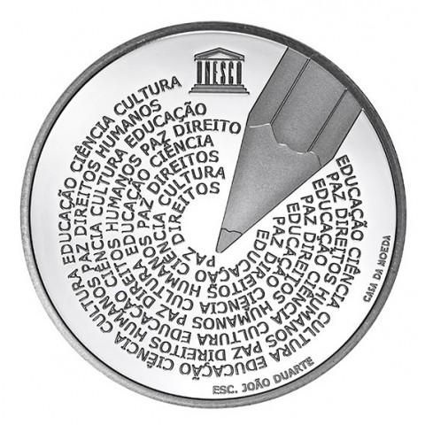 5 Euro Portugal 2020 - The portugal language (UNC)