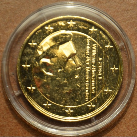 2 Euro Netherlands 2014 (gilded UNC)