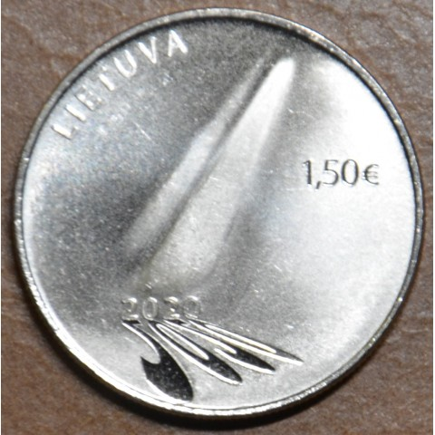 1,50 Euro Lithuania 2020 The hope (UNC)