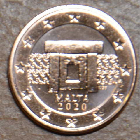1 cent Malta 2020 (UNC)