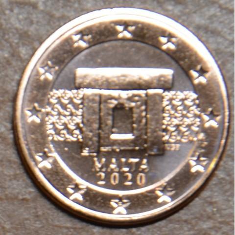 2 cent Malta 2020 (UNC)