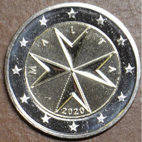 2 Euro Malta 2020 (UNC)