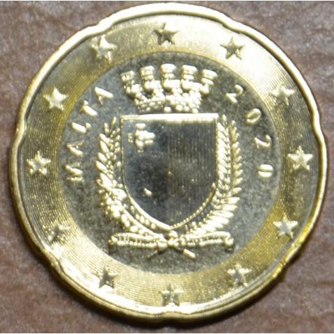20 cent Malta 2020 (UNC)