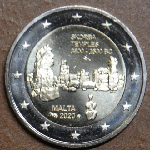 2 Euro Malta 2020 french mintmark - Ta' Skorba (UNC)