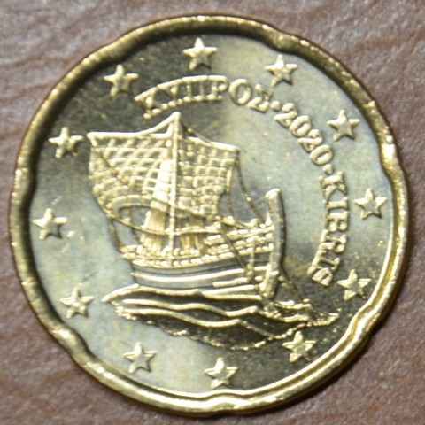 20 cent Cyprus 2020 (UNC)