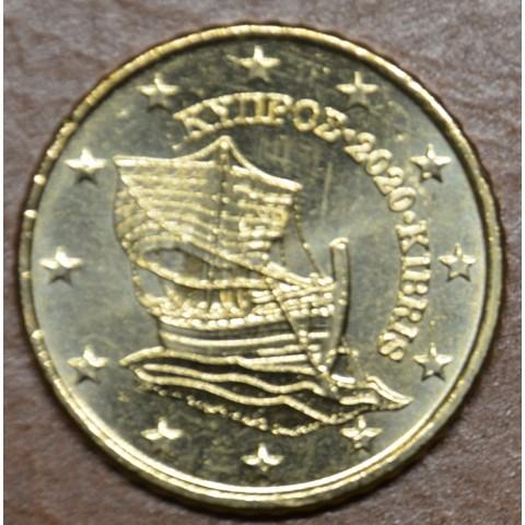 50 cent Cyprus 2020 (UNC)