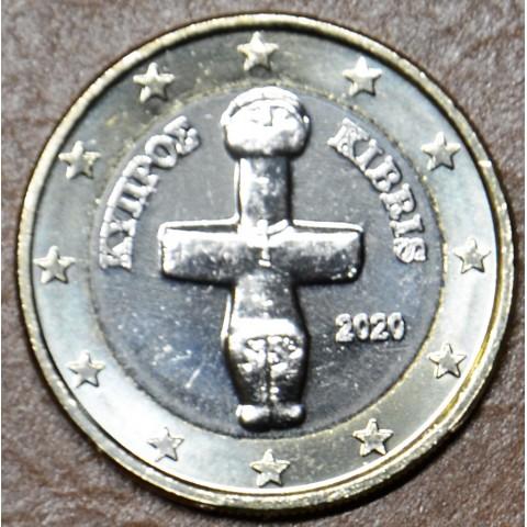 1 Euro Cyprus 2020 (UNC)