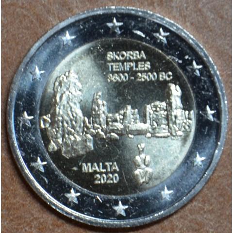 2 Euro Malta 2020 Ta' Skorba (UNC)
