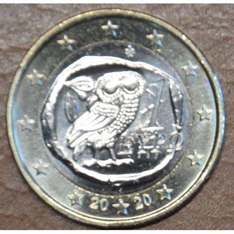 1 Euro Greece 2020 (UNC)